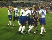 Real Zaragoza 2 - Utrech 0