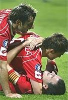 Sigma Olomuc 2 - Real Zaragoza 3